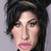 Amy Winehouse - caricatura - andres samper