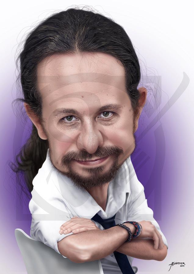 Image Result For Pablo Iglesias