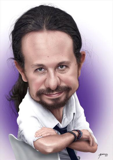 Caricaturas política galería 1 - Andres Samper